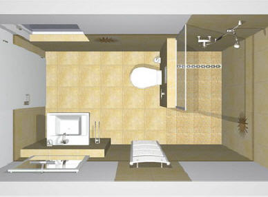 3d beige. Black Bedroom Furniture Sets. Home Design Ideas